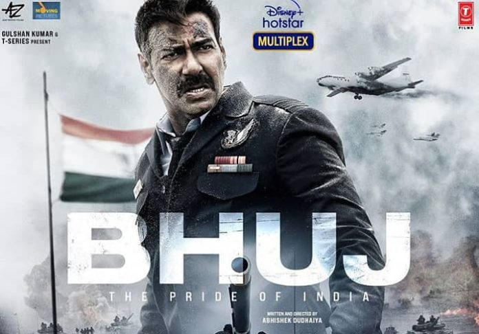 Ajay Devgn Starrer 'Bhuj - The Pride Of India' Will Release Online On Independence Day
